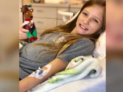 Doctor's Baffled by 11-Year-Old's Miraculous Healing of Brain Tumor