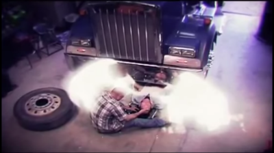 Watch God Command Two Angels To Heal A Man Crushed By 10,000 lbs Truck (MUST SEE!)