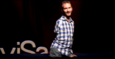 No Arm, No Legs, No Limits | Overcoming Hopelessness | Nick Vujicic