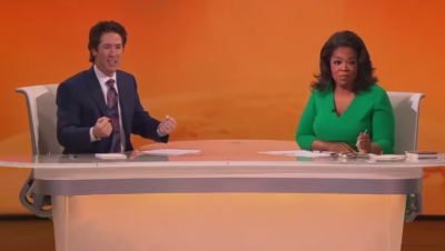 Pastor Joel Osteen Reveals How Peace Gives Us Power – With Oprah