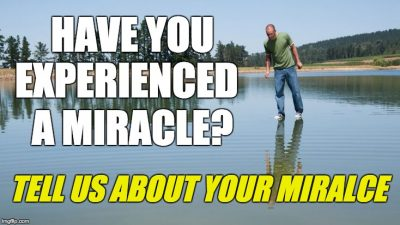 5 Miracles (Caught on Camera) (VIDEO)