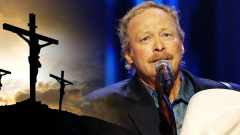 "Sunday Morning ""Old Rugged Cross"" Perfected by Alan Jackson 