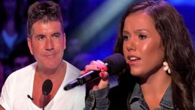 This Country Girl Goes Gospel, Takes The X-Factor Judges To Church
