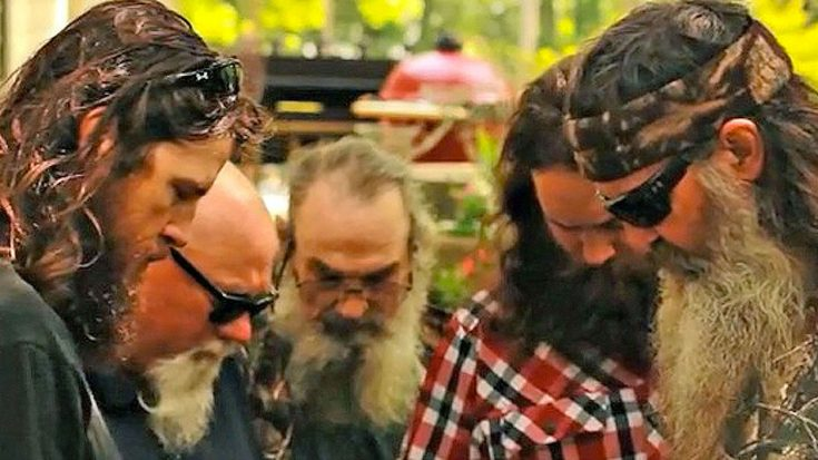 Duck Dynasty Cast Asks For Your Prayers During State Of Emergency | I Love Being Christian Videos