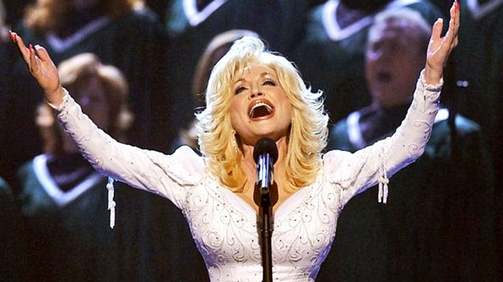 """Dolly Parton Urges All To Forgive With Powerful Tribute To Jesus Christ With The Song """"He's Alive"""" 
