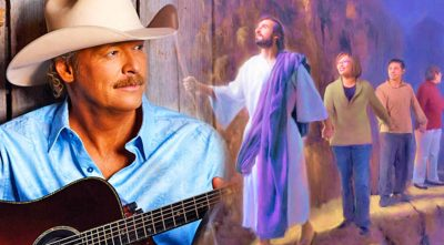 "Alan Jackson Brings You To Your Knees With Hit Song ""Wherever He Leads I'll Go"""
