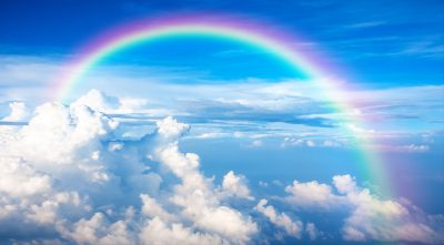 VIDEO: Miracle Rainbow Shines on Statue of Jesus & Mass Healings Happen