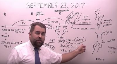 September 23rd, 2017 Prophecy – What Will Happen?