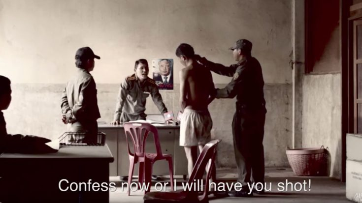 North Korean Risking His Life For A Bible (VIDEO)   ILoveBeingChristian Videos