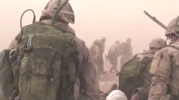 VIDEO: Marines Find Biblical Giant In Afghanistan | I Love Being Christian Videos