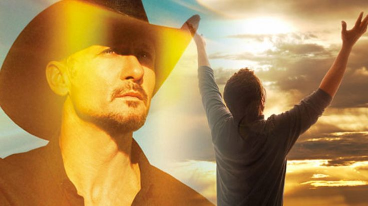 "Tim McGraw's ""Touchdown Jesus"" Is A Must Hear 