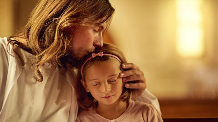 Really Hearing What Jesus Did Will Make You Cry | I Love Being Christian Videos