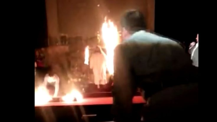 Easter Sunday Play Ends In Flames & Jesus Running Offstage (Caught On Camera) | I Love Being Christian Videos