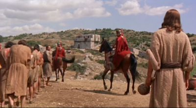 Powerful 1959 Movie Scene of Jesus Christ (Our Living Water: Ben-Hur Movie)