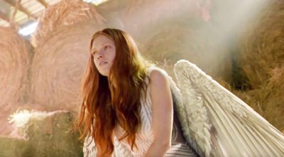 5 Most Amazing Angels Caught On Tape