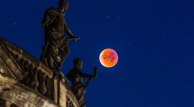 Does the Upcoming Blood Moon Indicate the End of Days? (July 27, 2018)