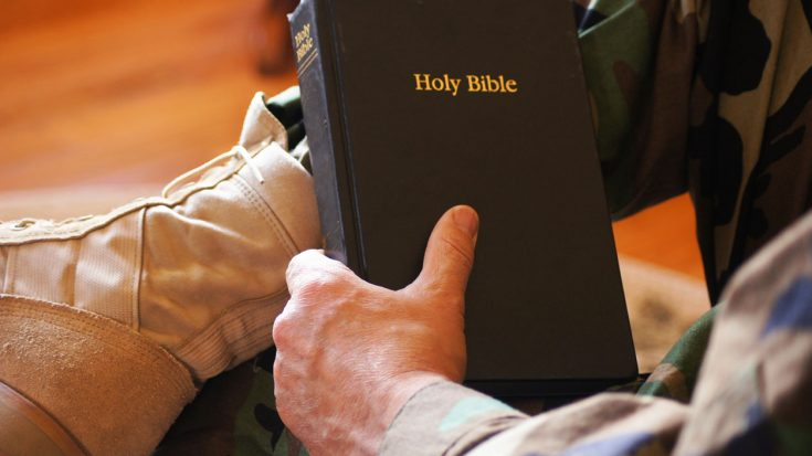 Air Force Base Replaces Bible With Generic 'Book Of Faith' | I Love Being Christian Videos