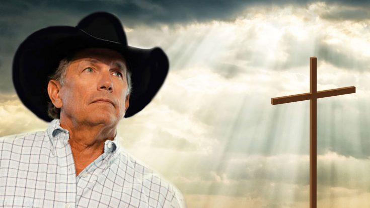 Heavenly Song Sung by George Strait Reminds Us To Just Look | I Love Being Christian Videos