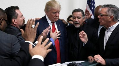Donald Trump Speaks About Religion, God and Forgiveness