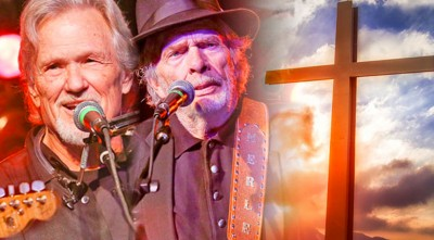 Merle Haggard and Kris Kristofferson – Why Me Lord? (LIVE)