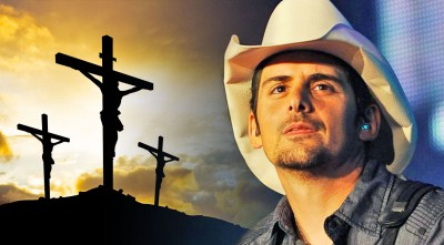 Brad Paisley Stuns Us With Singing 'The Old Rugged Cross' (AMAZING!) (VIDEO) (WATCH)