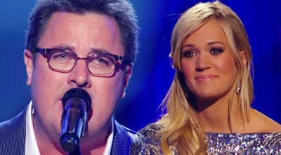 """Vince Gill & Carrie Underwood – """"Jesus Take The Wheel"""" & """"How Great Thou Art"""" (ACM Awards)"""