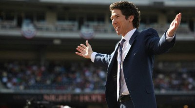 God Told You To Lead – Joel Osteen