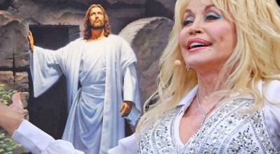 Dolly Parton's Powerful 'He's Alive' Performance Will Give Y'all Goosebumps!