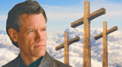 "Randy Travis' Spiritual Performance Of ""Three Wooden Crosses"" Will Leave You Speachless"