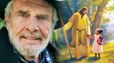 He Walks With Me – Merle Haggard