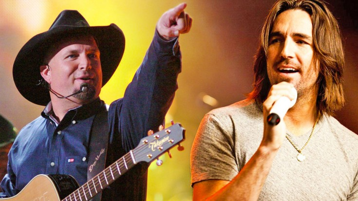 """Jake Owen Wows With Garth Brooks' """"Unanswered Prayers"""" (HEAVEN SENT SONG!) 