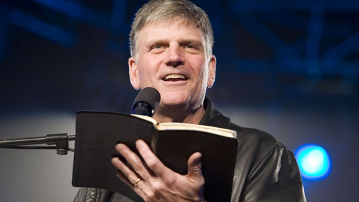 'We're in last minutes on God's clock; Christ is returning'— Franklin Graham | I Love Being Christian Videos
