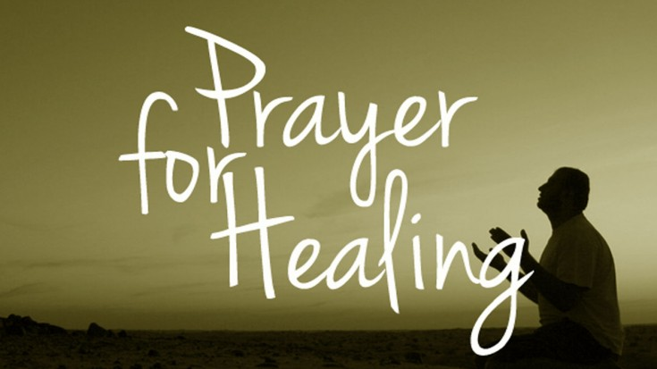 Prayer for Healing | I Love Being Christian Videos
