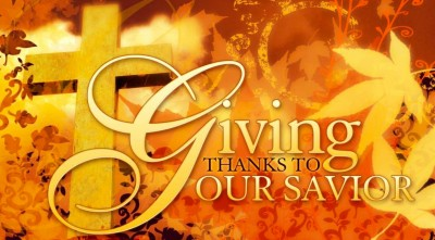 """Give Thanks To JESUS"" (Thanksgiving Worship Playlist)"