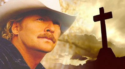 There Is Power In The Blood – Alan Jackson