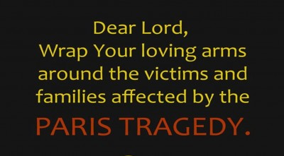 The Greatest Prayer For Paris