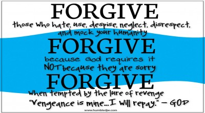 10 Bible Verses About Forgiveness