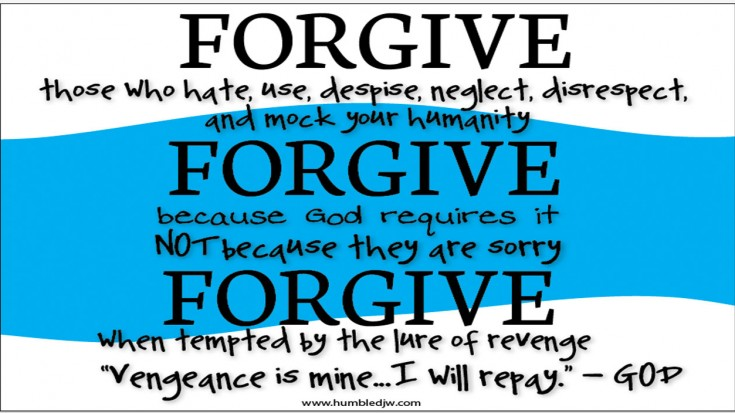 10 Bible Verses About Forgiveness | I Love Being Christian Videos