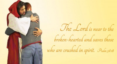 Prayer For A Broken Heart