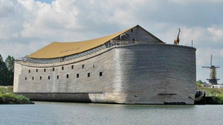 Noah's Ark Has Been Recreated, But Wait Till You Hear This About It! | I Love Being Christian Videos