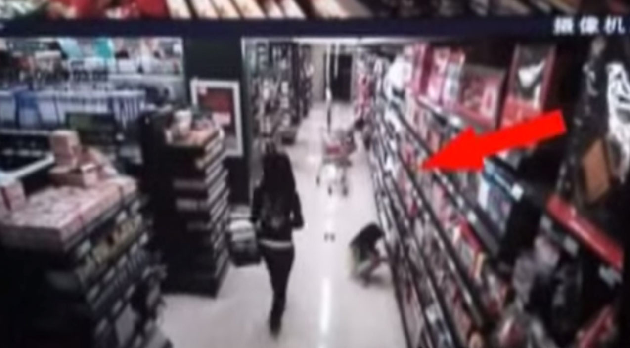 Guardian Angel Caught On Camera Helping People   I Love