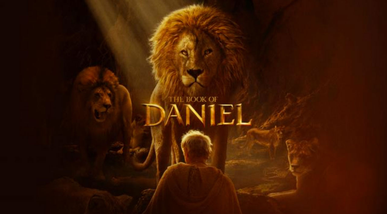 the incredible bible story of daniel the movie i love