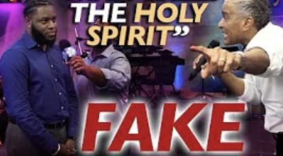 Man Calls The Holy Spirit FAKE and Watch What Happens Next