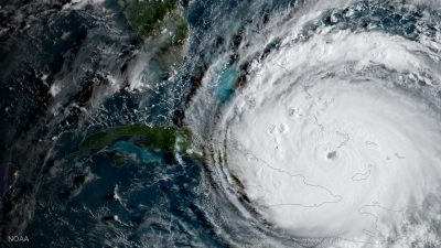 BIBLICAL: Hurricane Irma Set to Smash Records Recently Set by Harvey Proving Bible Correct