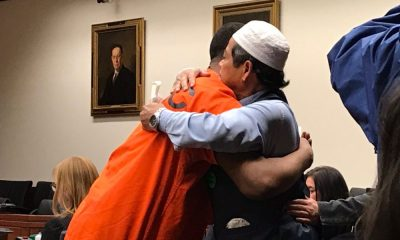 Father Forgives Man Who Murdered His Son, Brings Court To Tears