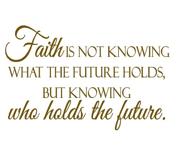 Christian Inspirational Quotes: Faith Quotes ~ Amazing Faith Quotes!