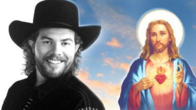 """If I Was Jesus"" a Playful Look at the Life of Jesus by Toby Keith"
