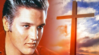 """""""Amazing Grace"""" Sung By Elvis Presley"""