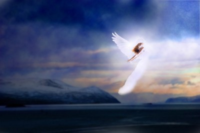God Sends Angel Down From Heaven Powerfully Landing On The Earth (Absolutely Must See!)