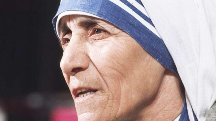 Mother Teresa Takes Bold Stand Against Abortion | I Love Being Christian Videos